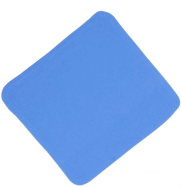 Batista Scutec Din Glat, Bleu