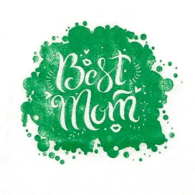 """Body Copii Tip Maiou, """"best Mom Ever"""""""