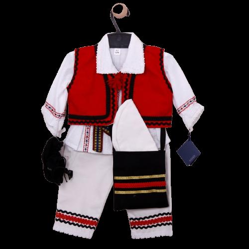 Costum Botez National 2 Baieti