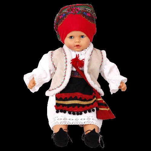 Costum Botez Popular Iarna 1 Fata