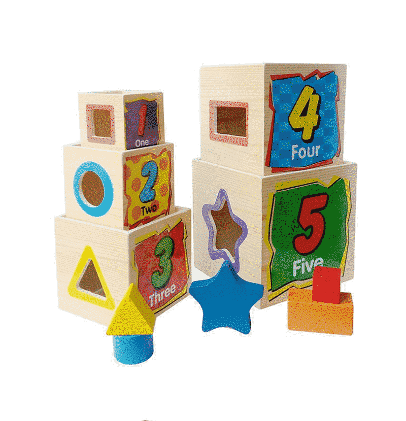 Jucarie Cub Sortator V2