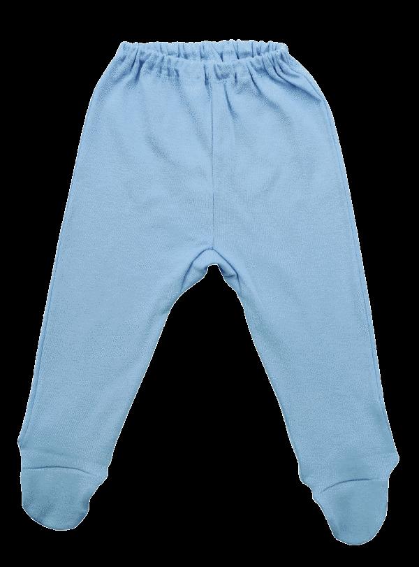 Pantalon Cu Botosei, Bleu