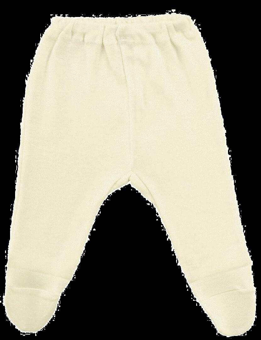 Pantalon Cu Botosei, Crem