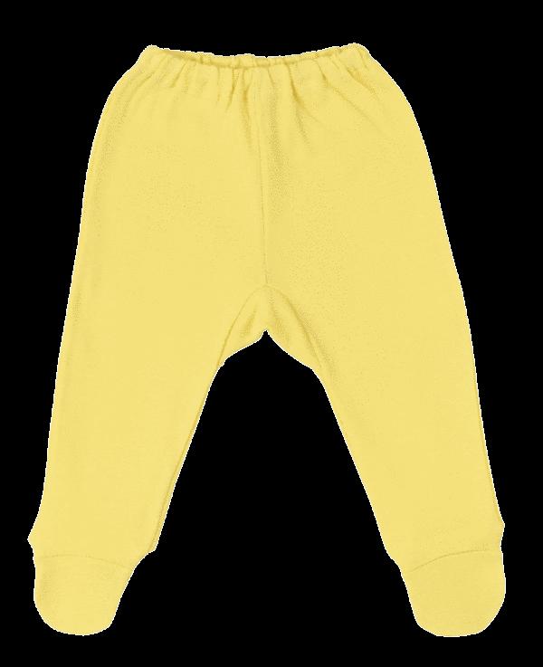 Pantalon Cu Botosei, Galbeni