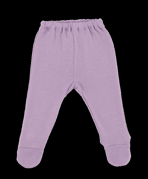 Pantalon Cu Botosei, Lila