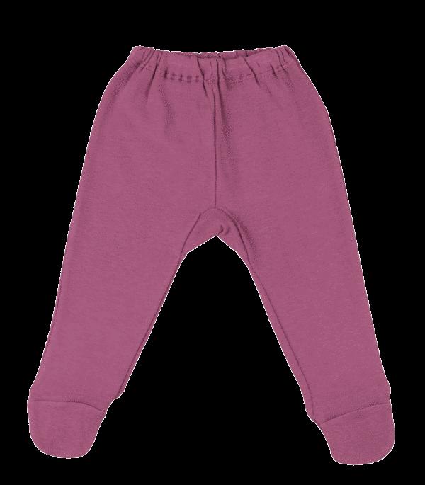 Pantalon Cu Botosei, Mov Lavanda