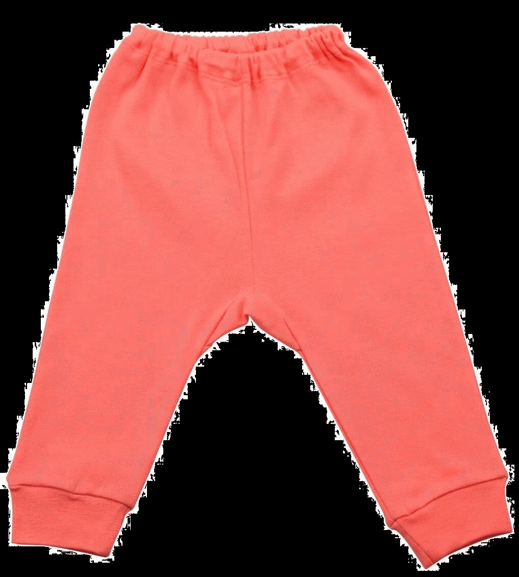 Pantalon Cu Manseta Frez