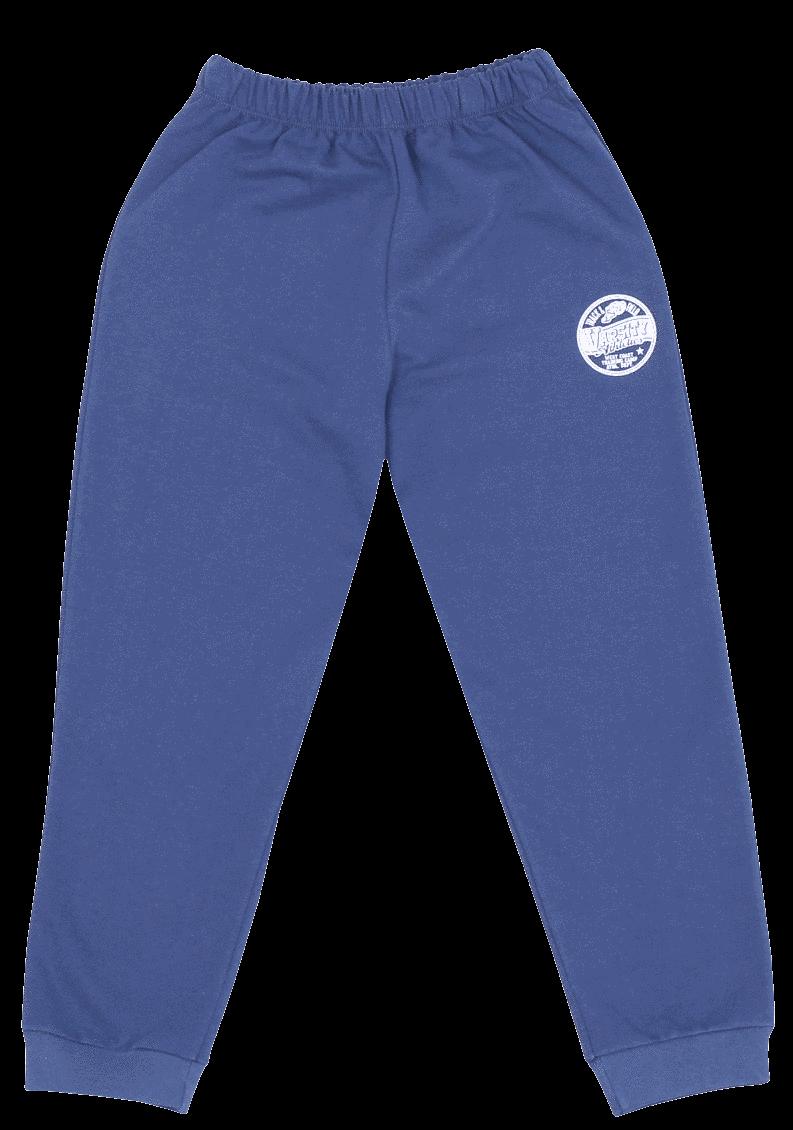 Pantalon Subtire De Trening Pentru Copii, Denim