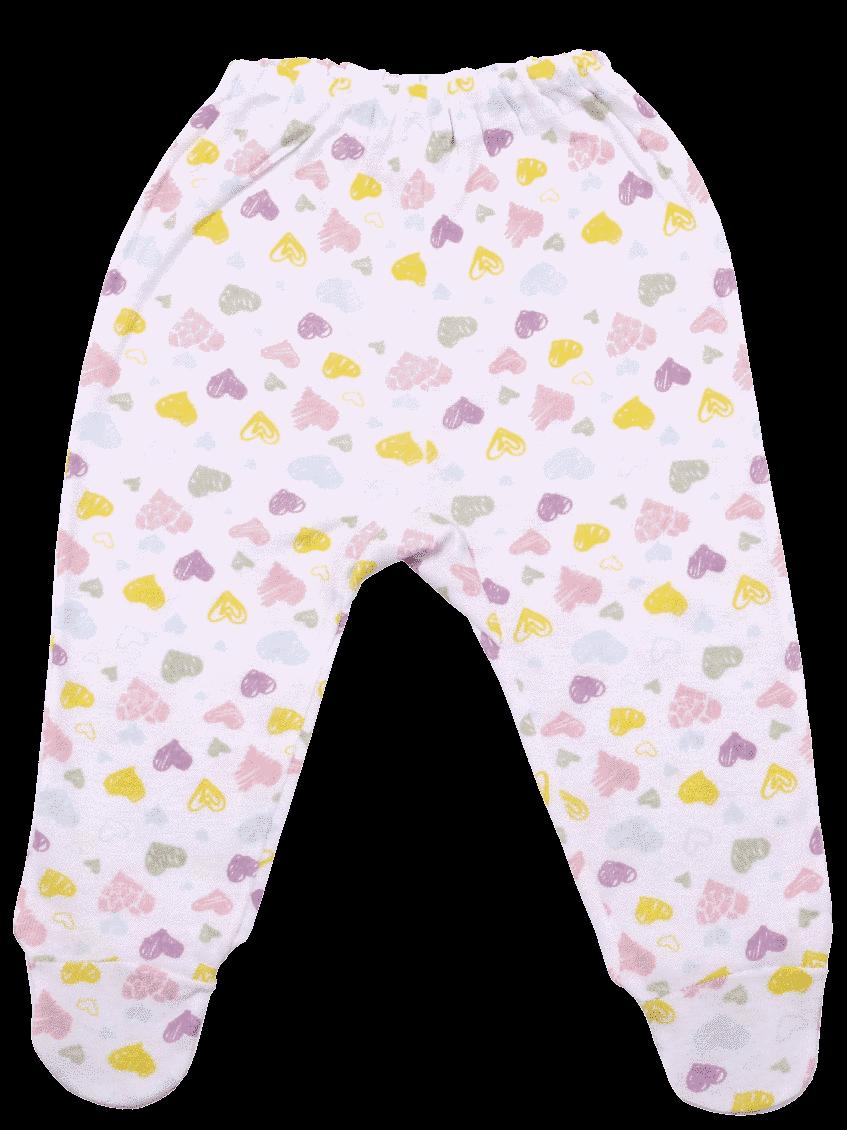 Pantalonasi Bebe Cu Botosei, Inimioare Colorate