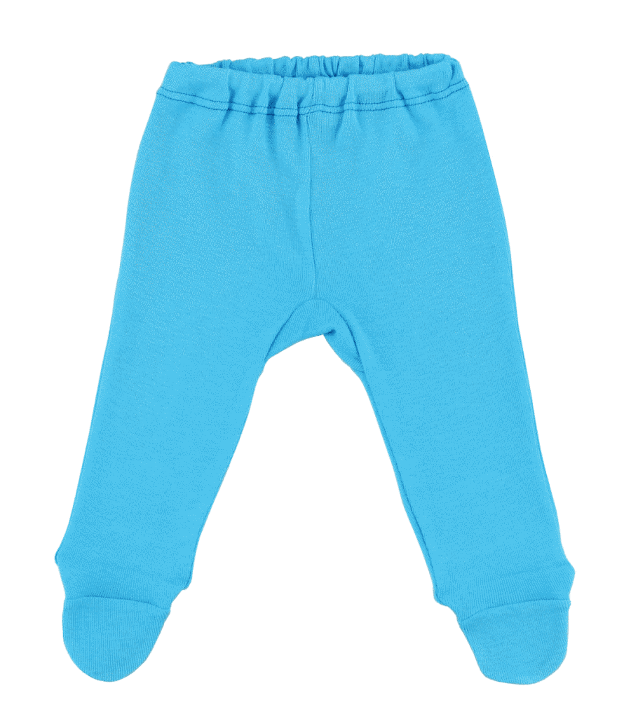 Pantalonasi Cu Botosei, Turqois