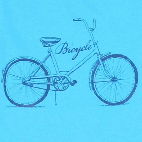 "Pijama Bebe, Groasa, Turqois ""bicicleta"""