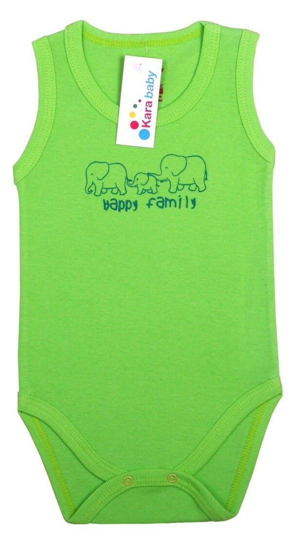 Set 5 Buc Body Tip Maiou Pentru Fetite