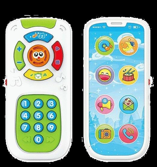 Telecomanda & Smartphone Jucarie Bebe