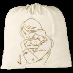 Bagaj nastere bebe, pentru maternitate, 20 piese - crem