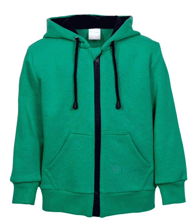 "Hanorac Bebe ""arno"", Verde"