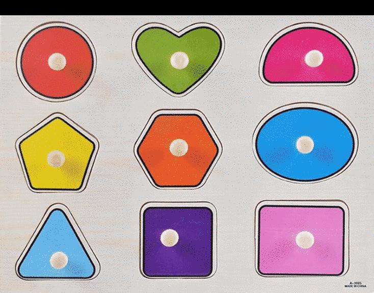 Jucarie puzzle-incastro